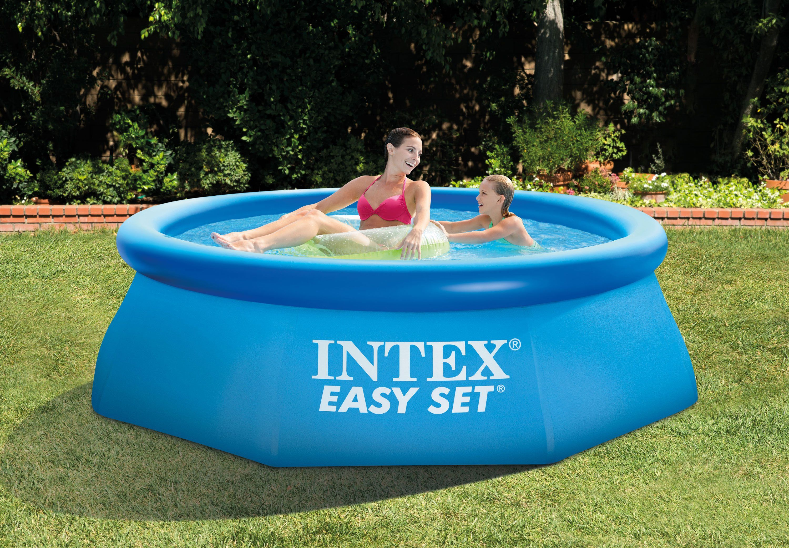 Басейн INTEX Easy Set 244x76 см